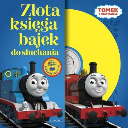 Tomek i przyjaciele Złota księga bajek do słuchania -  | okładka