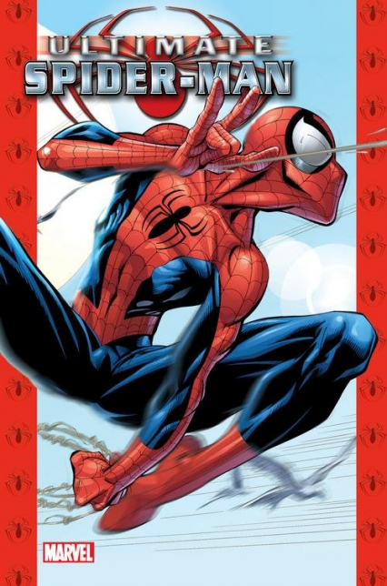 Ultimate Spider-Man Tom 2 - Bendis Brian Michael | okładka