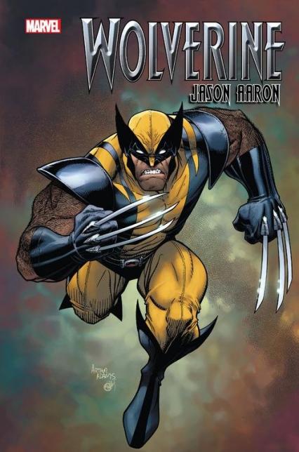 Wolverine Tom 4 - Jason Aaron | okładka