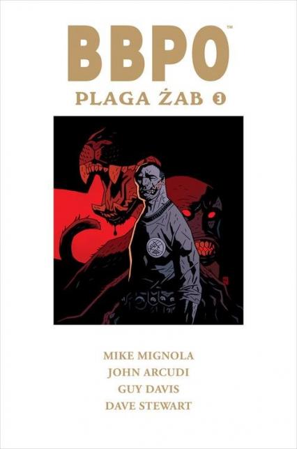 BBPO Plaga żab Tom 3 - Mignola Mike, Arcudi John | okładka