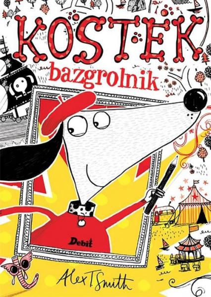 Kostek Bazgrolnik - Smith Alex T. | okładka