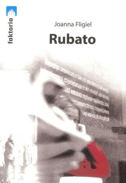 Rubato - Joanna Fligiel | okładka