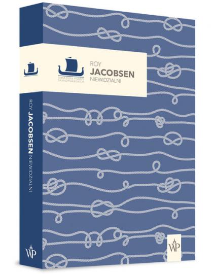Niewidzialni - Jacobsen Roy   okładka