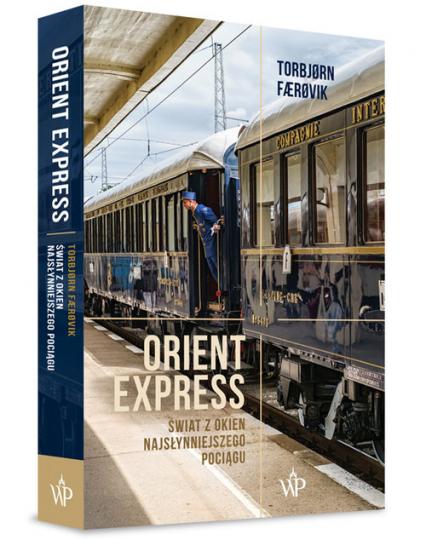 Orient Express - Torbjorn Faerovik | okładka