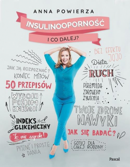 Insulinooporność I co dalej? - Anna Powierza | okładka