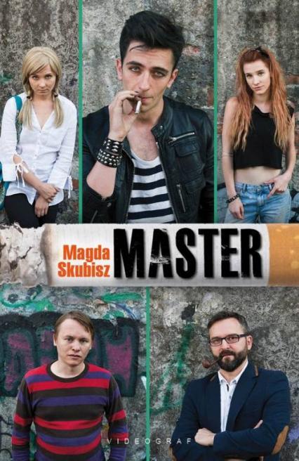 Master - Magda Skubisz | okładka