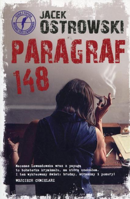 Paragraf 148 - Jacek Ostrowski | okładka
