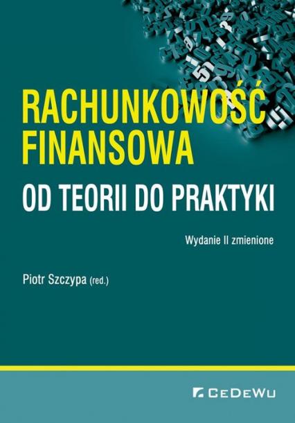 Rachunkowość finansowa od teorii do praktyki -  | okładka