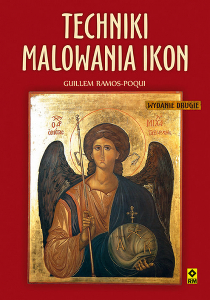 Techniki malowania ikon - Guillem Ramos-Poqui | okładka