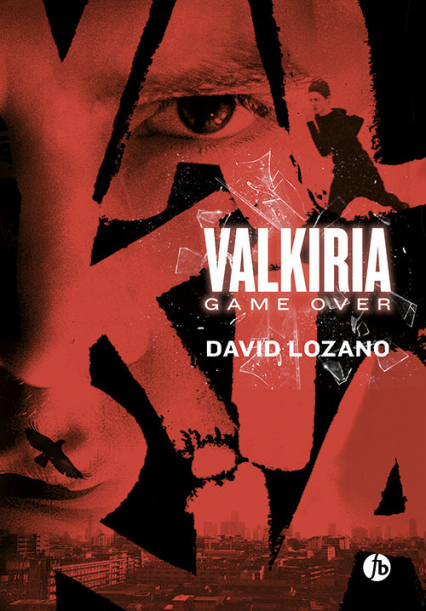 Valkiria Game Over - David Lozano | okładka