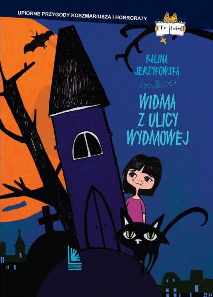 Widma z ulicy Wydmowej - Kalina Jerzykowska | okładka