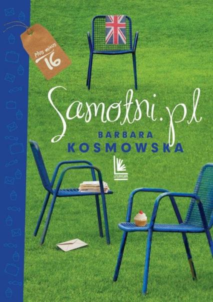 Samotni.pl - Barbara Kosmowska | okładka