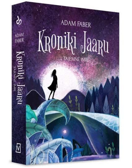 Tajemne imię - Adam Faber | okładka