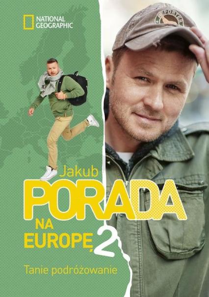 Porada na Europę 2 - Jakub Porada | okładka