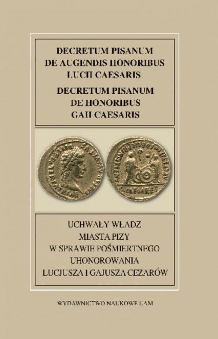 Fontes Historiae Antiquae XXXVI - Stuligrosz Magdalena, Sawiński Paweł (przekła | okładka