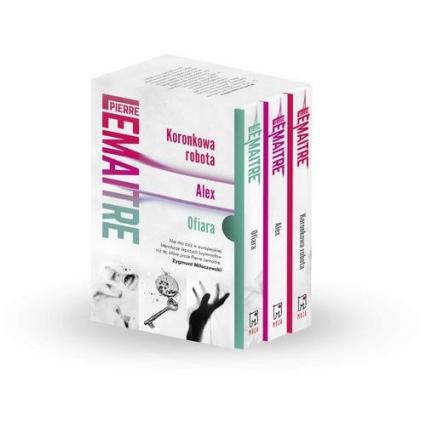 Pakiet Koronkowa robota Alex Ofiara - Pierre Lemaitre | okładka