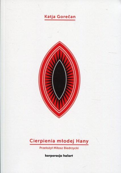 Cierpienia młodej Hany - Katja Gorecan | okładka