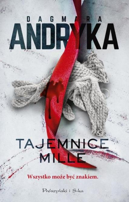 Tajemnice Mille - Dagmara Andryka | okładka