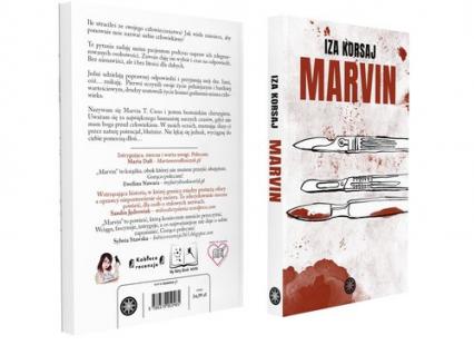 Marvin - Iza Korsaj | okładka