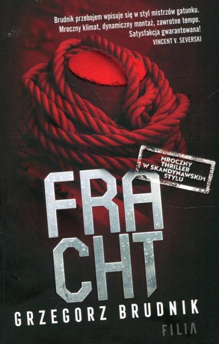 Fracht - Grzegorz Brudnik | okładka