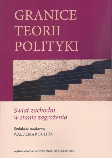Granice teorii polityki -    okładka
