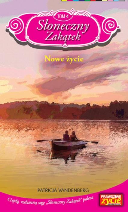 Nowe Życie - Patricia Vandenberg | okładka