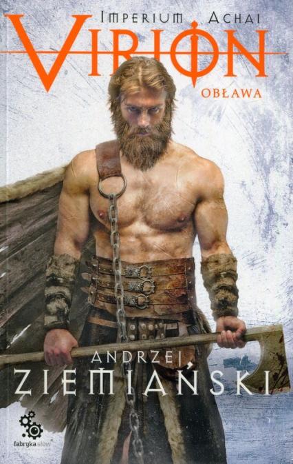 Virion Tom 2 Obława - Andrzej Ziemiański | okładka