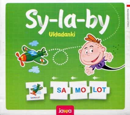 Sylaby Układanki -  | okładka