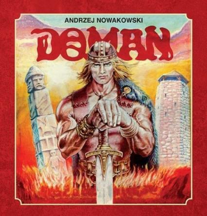 Doman - Andrzej Nowakowski | okładka