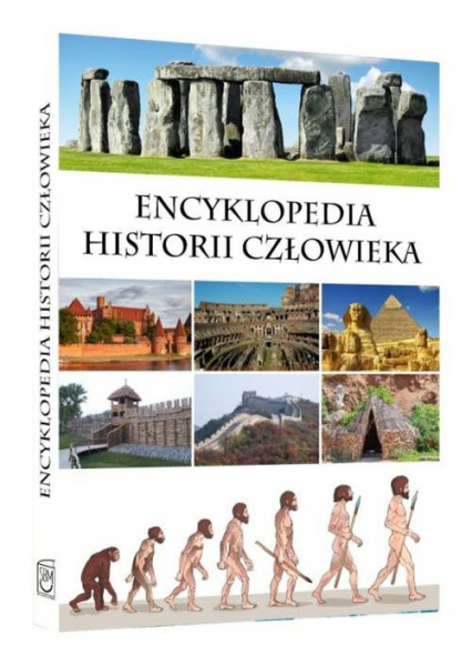 Encyklopedia historii człowieka - Przemysław Rudź | okładka