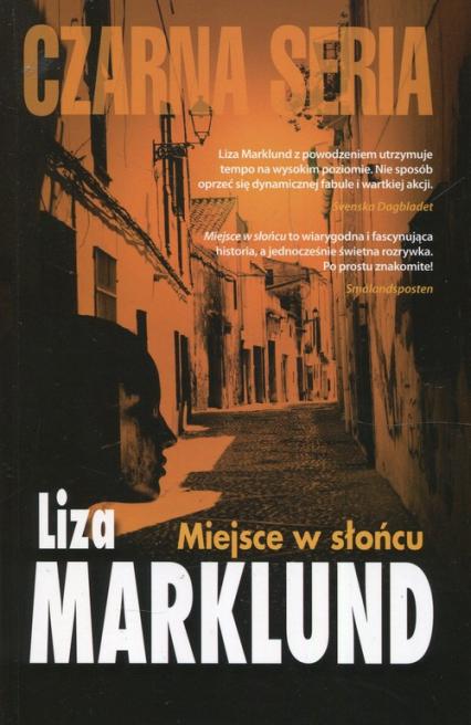 Miejsce w słońcu - Liza Marklund | okładka