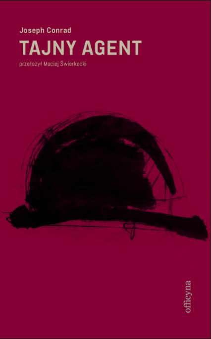 Tajny agent Prosta historia - Joseph Conrad | okładka