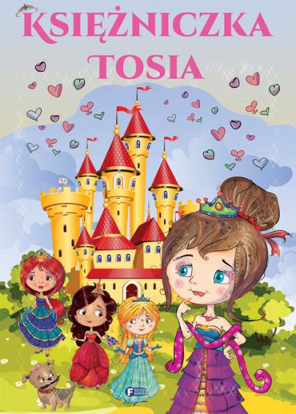 Księżniczka Tosia -  | okładka