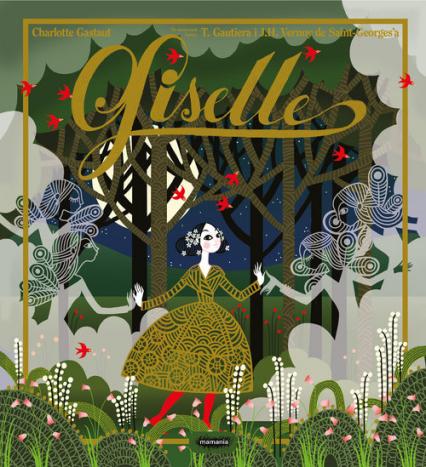 Giselle - Charlotte Gastaut | okładka