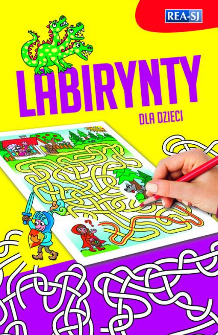 Labirynty - zbiorowa Praca | okładka