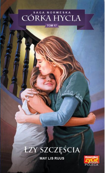 Łzy szczęścia - Ruus May Lis | okładka