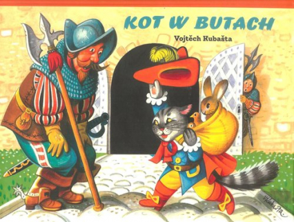 Kot w butach - Vojtech Kubasta | okładka