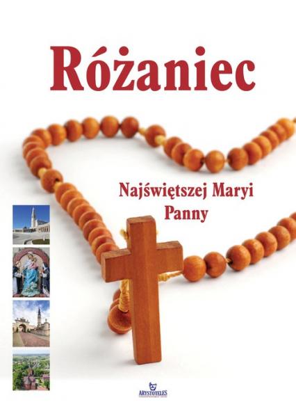 Różaniec Najświętszej Maryi Panny - Piotr Stefaniak | okładka