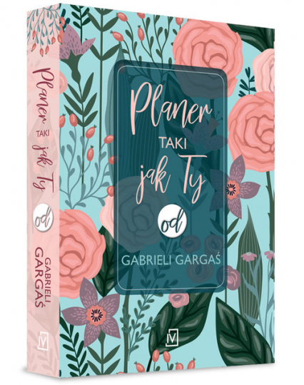 Planer taki jak Ty od Gabrieli Gargaś - Gabriela Gargaś | okładka