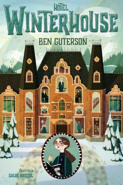 Hotel Winterhouse - Ben Guterson | okładka
