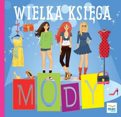 Wielka księga mody - Magdalena Marczewska | okładka