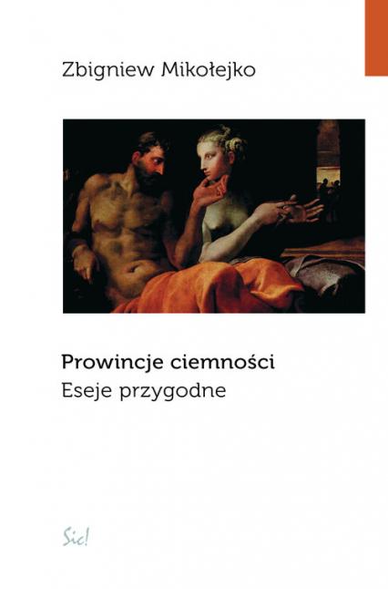 Prowincje ciemności - Zbigniew Mikołejko | okładka