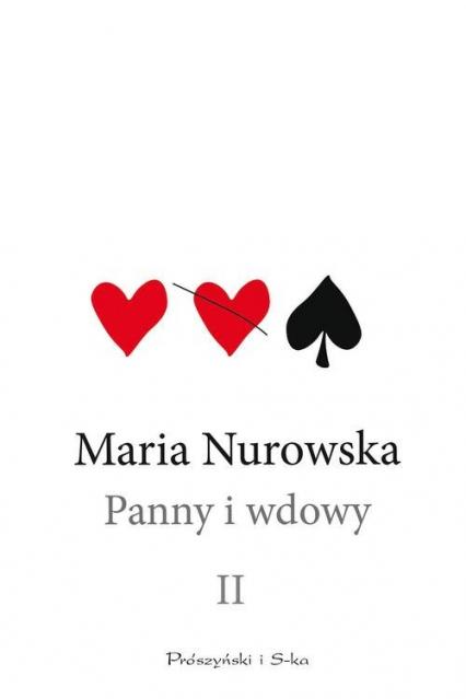 Panny i wdowy Tom 2 - Maria Nurowska | okładka