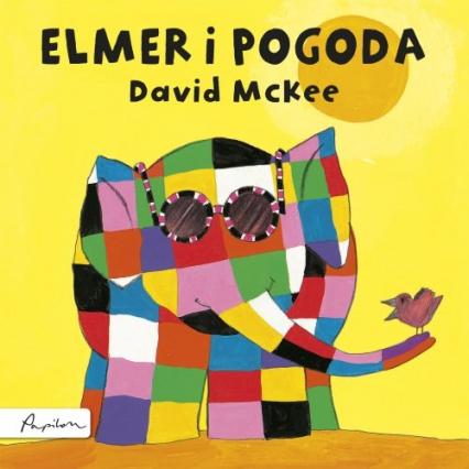 Elmer i pogoda - David McKee | okładka