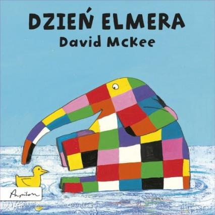 Dzień Elmera - David McKee | okładka