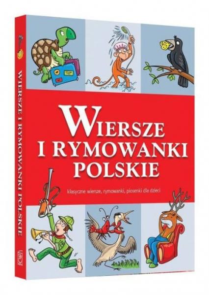 Wiersze i rymowanki polskie -  | okładka