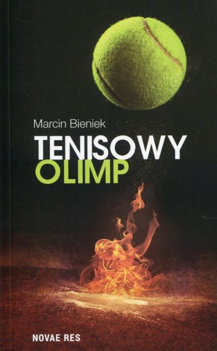 Tenisowy Olimp - Marcin Bieniek | okładka