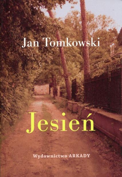 Jesień - Jan Tomkowski | okładka