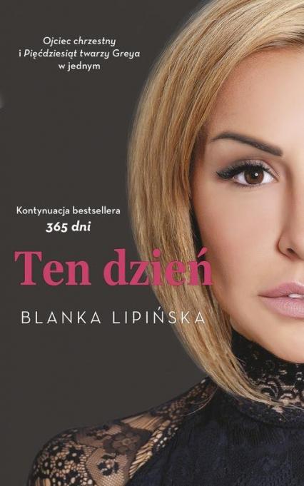 Ten dzień - Blanka Lipińska | okładka