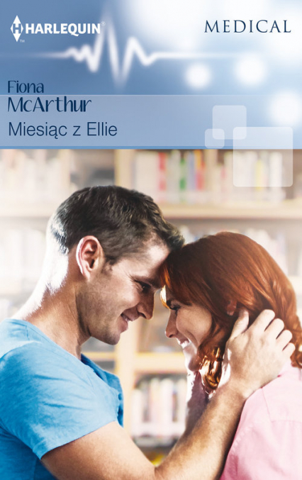 Miesiąc z Ellie - Fiona McArthur | okładka